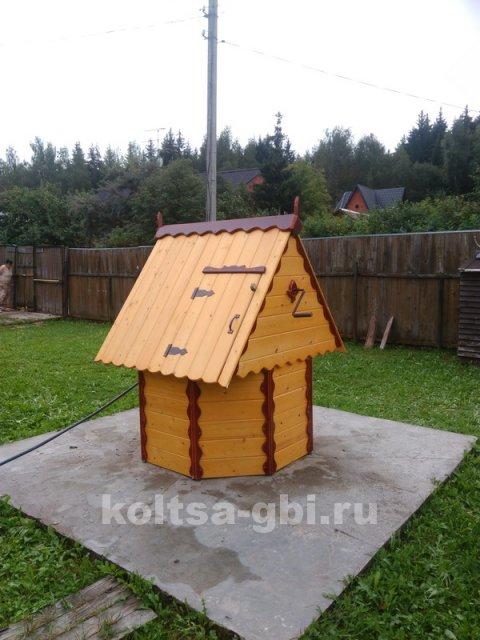 Домик колодезный Можайск